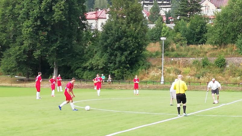 Klub fotbalových seniorů
